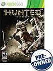 Hunted: The Demon's Forge - PRE-OWNED - Xbox 360