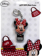 - Minnie Mouse 8GB USB 20 Flash Drive