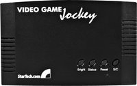 - Video Game Jockey Composite- and S-Video-to-VGA