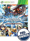 BlazBlue: Continuum Shift - PRE-OWNED - Xbox 360