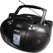 - JiSS-300i Radio/CD Player BoomBox