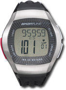 - 1010 Digital Duo Heart Rate Monitor - Black