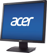 Acer - Professional Series 17   Flat-Panel LED Mon