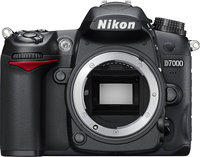 - D7000 162-Megapixel DSLR Camera (Body Only) - Bl