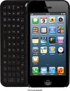 - Bluetooth Keyboard Case for Apple iPhone 5 - Bla