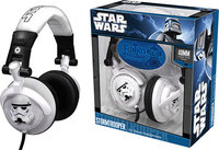 - Storm Trooper DJ Headphones