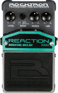 - Reaction Digital Delay Effects Pedal for Electri