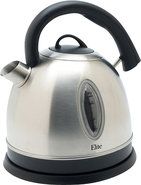 - 17L Cordless Electric Kettle - Stainless Steel