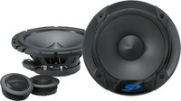 Alpine - 6-1/2   2-Way Component Car Speakers with