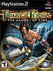 Prince of Persia: The Sands of Time - PlayStation