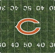 - Chicago Bears Mouse Pad - Black