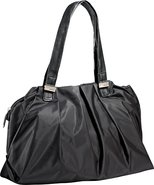 - Fashion Laptop Tote - Black