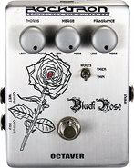- Black Rose Octaver Octave Effect Pedal for Elect