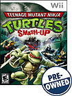 Teenage Mutant Ninja Turtles: Smash-Up - PRE-OWNED