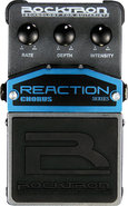 - Reaction Chorus Effect Pedal for Electric Guitar