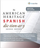 - American Heritage Spanish Dictionary Second Edit