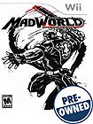 MadWorld - PRE-OWNED - Nintendo Wii