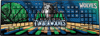 - Minnesota Timberwolves Wireless Keyboard