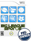 Big League Sports - PRE-OWNED - Nintendo Wii