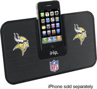 - Minnesota Vikings iDock Speakers