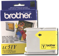 - Ink Cartridge - Yellow LC51Y (LC1000Y, 7-911777)