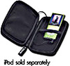 iHOME Portable Case with Speaker for Apple iPod and iPho