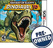 Combat of Giants: Dinosaurs 3D - PRE-OWNED - Ninte