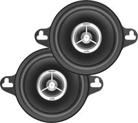 Polk Audio - 3-1/2   Coaxial Speakers (Pair)