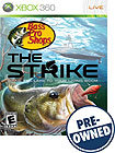 Bass Pro Shops: The Strike - PRE-OWNED - Xbox 360