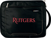 - Rutgers Deluxe Sleeve for Apple iPad and iPad 2 
