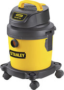 - 2-1/2 Gal Portable Wet/Dry Vacuum