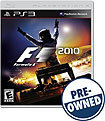 F1 2010 - PRE-OWNED - PlayStation 3