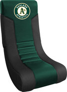 - Oakland A&#39;s Video Chair - Black