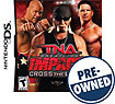 TNA Wrestling iMPACT: Cross the Line - PRE-OWNED -
