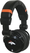 - Denver Broncos Over-the-Ear DJ Headphones