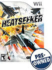 Heatseeker - PRE-OWNED - Nintendo Wii