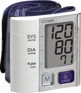 - Digital Blood Pressure Wrist Monitor