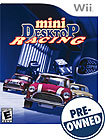 Mini Desktop Racing - PRE-OWNED - Nintendo Wii