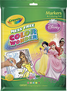 - Color Wonder Disney Coloring Pad and Markers
