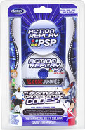 - Action Replay for PSP