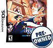Phoenix Wright: Ace Attorney - PRE-OWNED - Nintend