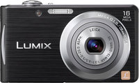 - Lumix FH5 161-Megapixel Digital Camera