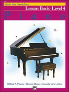 - Basic Piano Course Lesson Book 4 Instructional B