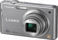 - Lumix FH27 161-Megapixel Digital Camera - Silver