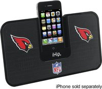 - Arizona Cardinals iDock Speakers