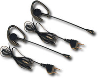 - Ear Bud Headset with Microphone (2-Pack)