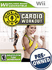 Gold's Gym Cardio Workout - PRE-OWNED - Nintendo W