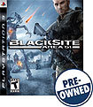 BlackSite: Area 51 - PRE-OWNED - PlayStation 3