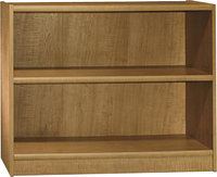 - Signature 2-Shelf Bookcase