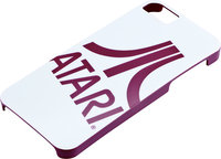 - Atari Logo Case for Apple iPhone 5 - Red/White